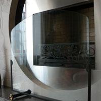 Экран камина